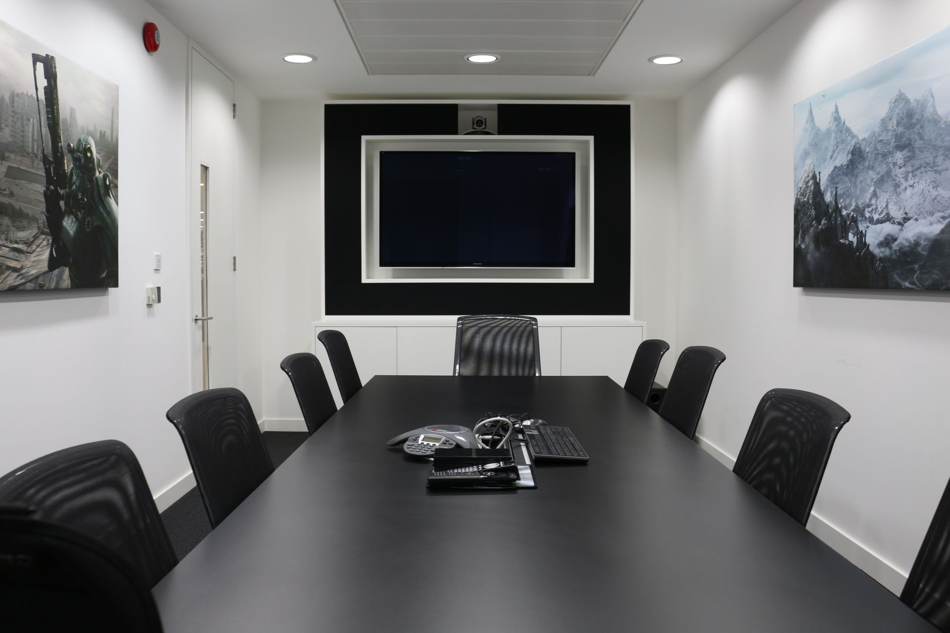 Boardroom AV Audio Visual Systems Tea London
