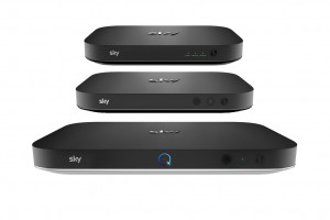 SKY Q product line-up